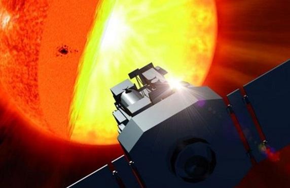Núcleo do Sol é mais quente e gira 4x mais que superfície