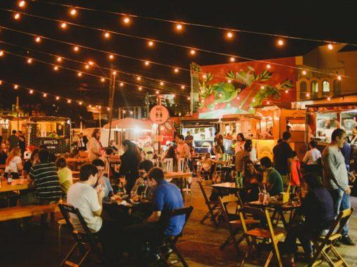 Mapa mostra food parks mais perto de você: moda leva diversidade e gastronomia a bairros da RMR