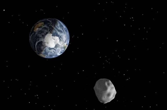 Asteroide do tamanho de casa passará rente à Terra