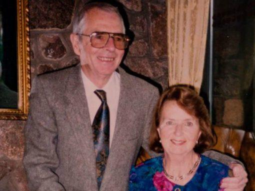 Mulher faz 70 anos de casada com homem que a salvou de bomba nazista