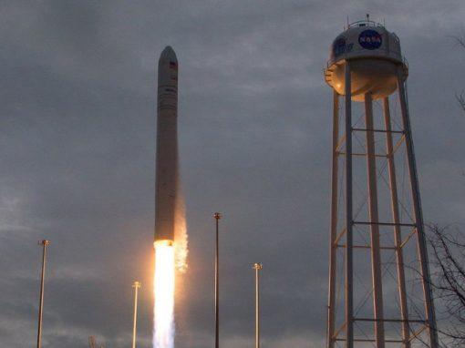 Primeira nação fora da Terra chega ao espaço