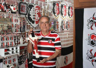 João Bosco e o quarto mais tricolor de Pernambuco