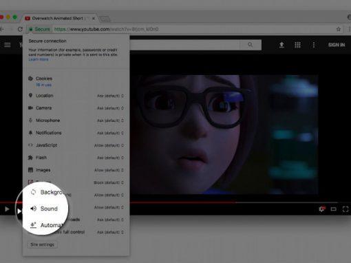 Google Chrome lança atualização que bloqueia sons indesejados de sites