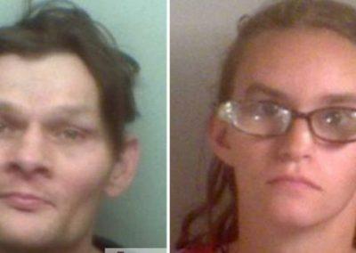 Pais são presos por agredir e quebrar pernas do filho recém-nascido