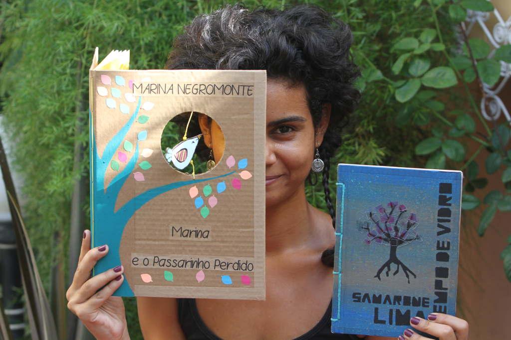 Emoção literalmente no papel: de papelão a cascas de ovos, livros ganham carga emocional em editoras artesanais pernambucanas